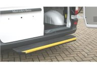Rear Box Step Bumper Non Towing