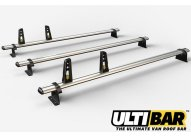 3 x HD ULTI bars with rear roller