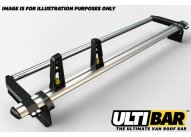 L2 H1 2 x HD ULTI bars with rear roller