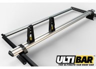 L1 H1 - 2 x HD ULTI bars with s/steel rear roller