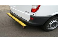 Rear T/Bar Step Bumper Non Towing