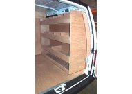 Citroen Nemo - 12mm o/s shelving