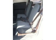 Tilt & Fold Deluxe Seat, 3 Headrests, 2 x lap and diagonal belts