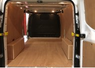 L2 H1 Base Model - Full Ply Lining Kit inc. floor