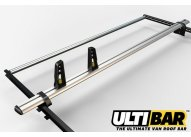 3 x HD ULTI bars with rear roller (Low Roof)