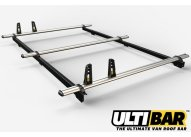 L1 H1 - 3 bar HD ULTI rack with rear roller (8 x 4 capacity)