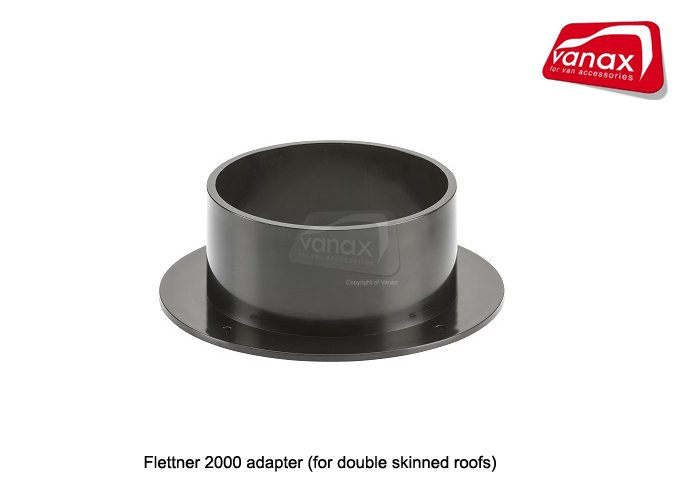 Flettner TCX-2 Roof Vent Adapter