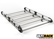 L1 H2 - 5 bar ULTI rack with rear roller