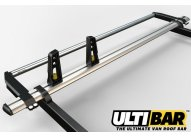 L2 H2 - 3 bar HD ULTI rack with rear roller (8 x 4 capacity)