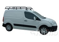 Citroen Berlingo L1 H1 - Rhino Modular Rack - Twin Door