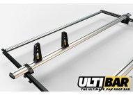 3 x HD ULTI bars with rear roller (All Models)