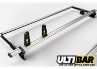 2 x HD ULTI bars with rear roller