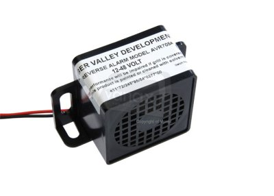 Reverse Alarm Night Silent 12 24v 90db