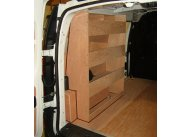 Citroen Nemo 1 SLD - 12mm n/s shelving